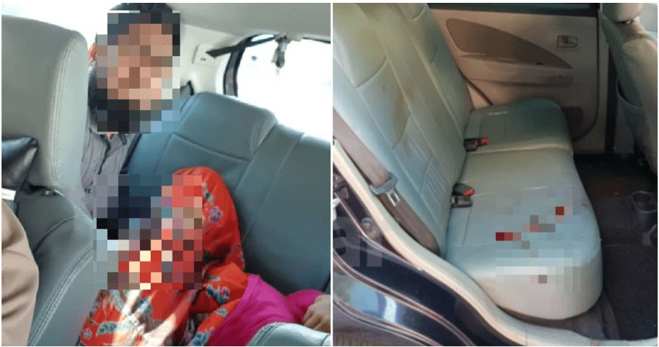 Special Delivery For Penang Grab Driver As Passenger Gives Birth In His Car En Route To The Hospital - WORLD OF BUZZ 2