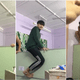 Students Went Full Parkour Because They Were Afraid Of A Mouse Teased By Their Dorm Mate - WORLD OF BUZZ 4