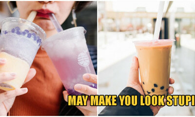 Survey: People Are Likely To Think You're Stupid If You Drink Bubble Tea A Lot - WORLD OF BUZZ