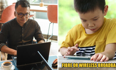 [Test] Fibre Internet Or Wireless Broadband Connection: What'S The Difference And Which Should Malaysians Get? - World Of Buzz 9