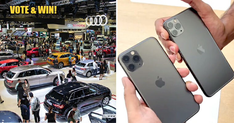 [TEST] Perodua Myvi or BMW 3 Series? Vote For the BEST Cars in M'sia & Win an iPhone 11 Pro, JBL Wireless Earphones & MORE! - WORLD OF BUZZ