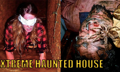 This 'Extreme' Haunted House in the US is Allegedly a Torture Chamber In Disguise - WORLD OF BUZZ 4