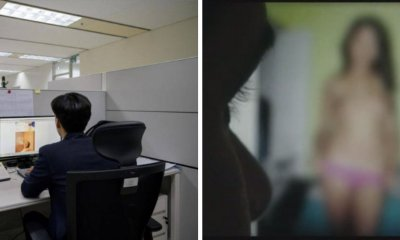 This South Korean Taskforce Watches Online Porn All Day, But Not Because They Enjoy It - WORLD OF BUZZ