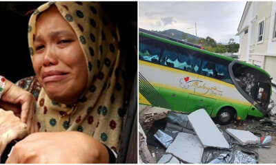 """Wait For Me And Dad"", 16yo Delivery Boy's Mother Pens Tearful Goodbye Post After Penang Bus Crash - WORLD OF BUZZ 3"