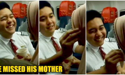 Watch: Indonesian Steward Tend To Scared Aunty So Lovingly That We Literally Are Chocking Back Our Tears - WORLD OF BUZZ 1