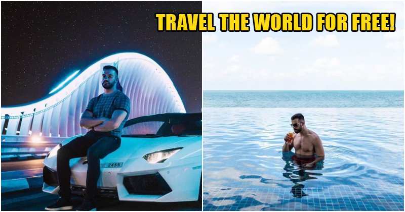 26yo Millionaire Offering RM220k For Instagram Photographer To Travel The World With Him - WORLD OF BUZZ