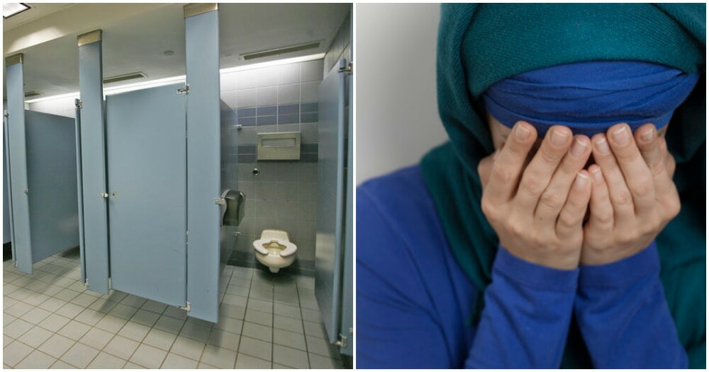 30yo Woman Was Victim To Peeping Tom At KL Mall But Security Did Nothing About It - WORLD OF BUZZ