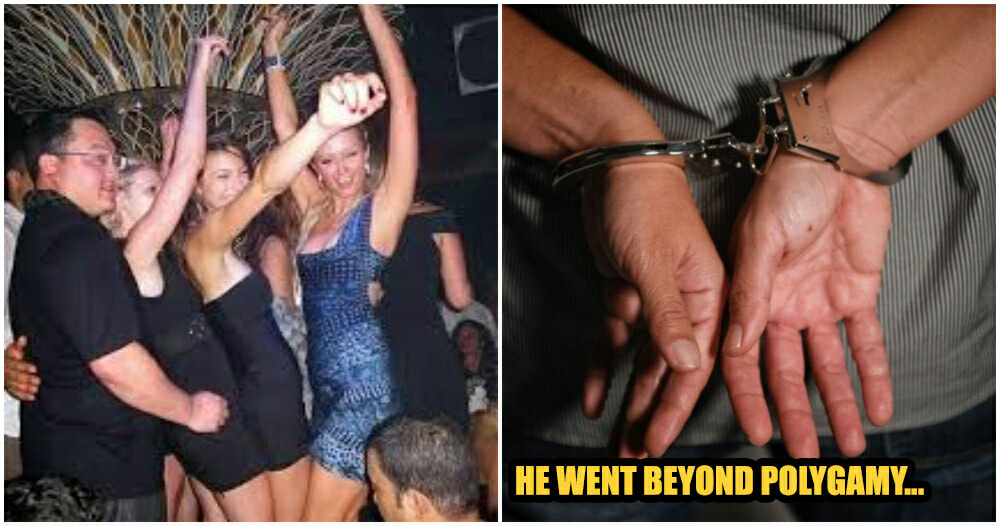 57yo Millionaire Arrested, Had Affairs With Over 100 Women Who All Lived In The Same Neighbourhood - WORLD OF BUZZ