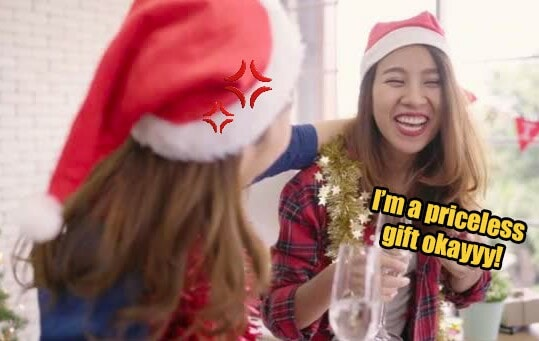 7 Common Types of Malaysians You'll Receive a Gift From This Christmas - WORLD OF BUZZ