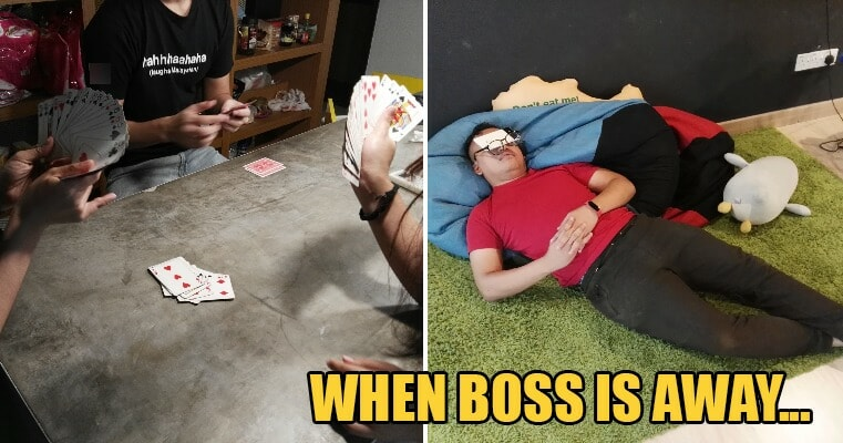 8 Silly Things Employees Would Do When Their Boss Is Finally Not in The Office - WORLD OF BUZZ
