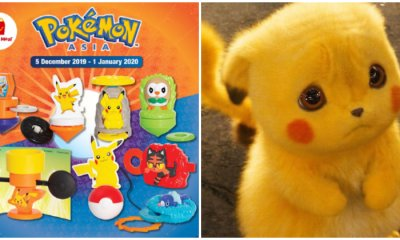 McDonald's M'sian Just Released Happy Meal Pokemon Toys & We're Already Lining Up - WORLD OF BUZZ