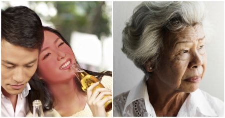 Study Shows Those Who Experience Asian Flush Are More Prone To Alzheimer's Disease - World Of Buzz