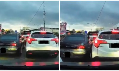 Video Shows Two M'sian Driver - WORLD OF BUZZ