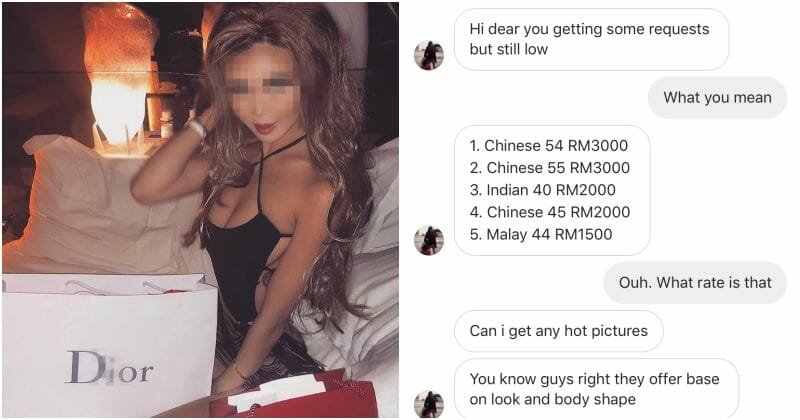 A Sugar Daddy Agent Messaged Me on Instagram and Said I Could Earn RM40,000 A Month - WORLD OF BUZZ 11