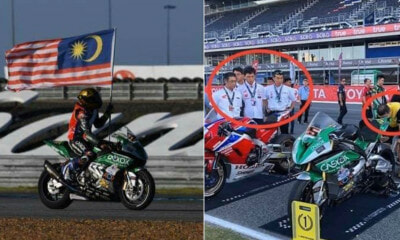 All Malaysian Crew Superbike Team Just Won The Asian Championship Against Bigger Competitors, Makes Us Proud - WORLD OF BUZZ