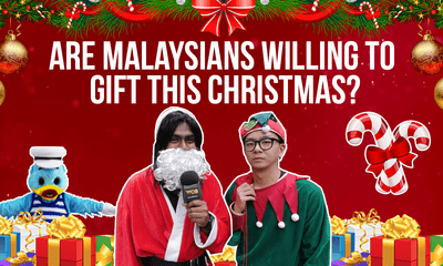 Are Malaysians Willing to Gift This Christmas? - WORLD OF BUZZ