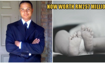 Baby Abandoned In Dumpster Grew Up To Become Owner Of RM257 MILLION Company - WORLD OF BUZZ
