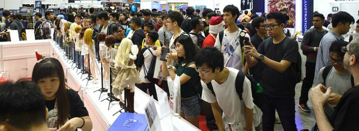 Calling All Otakus, Comic Fiesta is Back This 21 & 22 Dec, Here's How to Get Free Tickets! - WORLD OF BUZZ 11