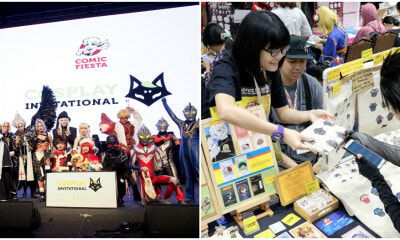 Calling All Otakus, Comic Fiesta is Back This 21 & 22 Dec, Here's How to Get Free Tickets! - WORLD OF BUZZ 12