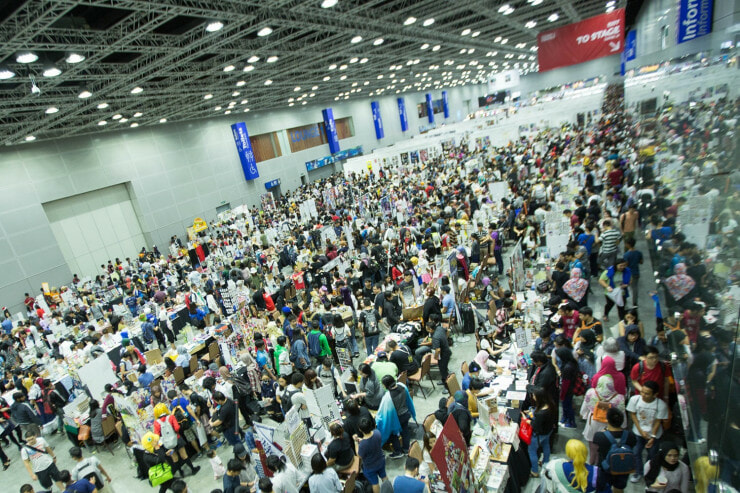 Calling All Otakus, Comic Fiesta is Back This 21 & 22 Dec, Here's How to Get Free Tickets! - WORLD OF BUZZ 1