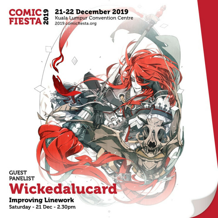 Calling All Otakus, Comic Fiesta is Back This 21 & 22 Dec, Here's How to Get Free Tickets! - WORLD OF BUZZ 8