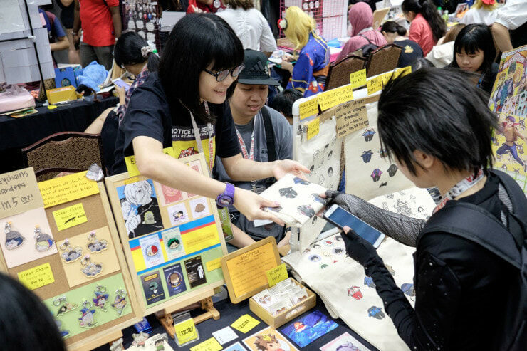 Calling All Otakus, Comic Fiesta is Back This 21 & 22 Dec, Here's How to Get Free Tickets! - WORLD OF BUZZ