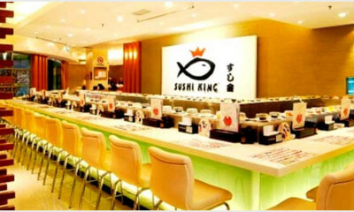 Certain Sushi King Outlets Will Be Closed Down By 2020 As They Are Unprofitable - WORLD OF BUZZ 2