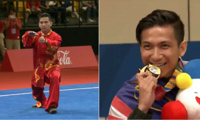 Choon How Wins Malaysia's First Gold At SEA Games 2019 - WORLD OF BUZZ 3