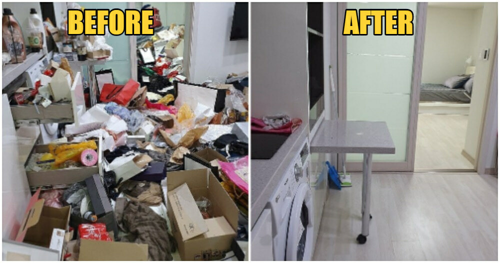 Cleaner Earns RM3,500+ For Cleaning Messy Apartment In 7 Hours & We're Changing Jobs - WORLD OF BUZZ 1