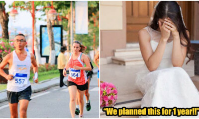 Couple's Wedding Was Ruined After Marathon Caused a Massive Jam, 90% of Guests Didn't Come - WORLD OF BUZZ