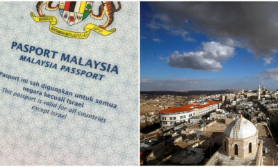 Did You Know M'sians Can Visit Israel Without A Passport ? Here's What It Takes - WORLD OF BUZZ