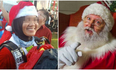 """""""Do Not Dress Up In Santa Clause Outfit"""" Said Mufti To Malaysian Muslims - WORLD OF BUZZ 2"""