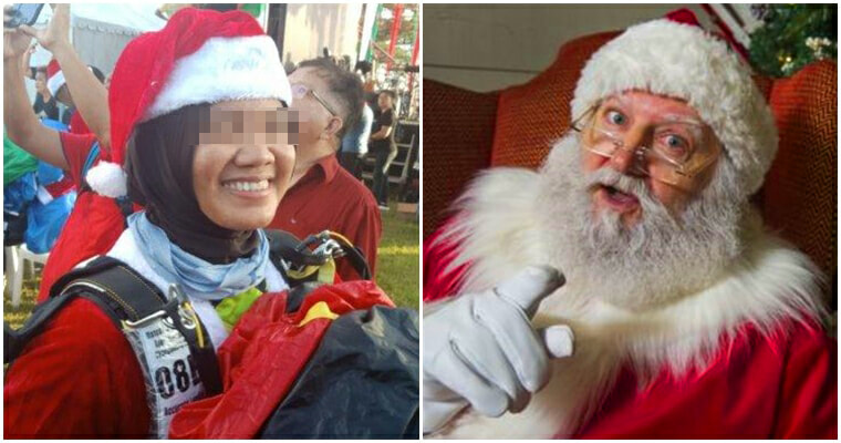 """Do Not Dress Up In Santa Clause Outfit"" Said Mufti To Malaysian Muslims - WORLD OF BUZZ 2"