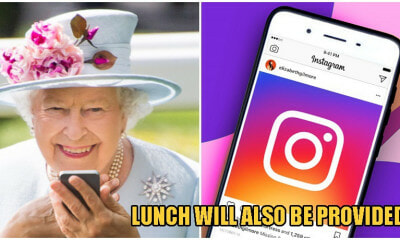 Queen Elizabeth II Will Pay You RM269K A YEAR To Run All Her Social Media Accounts - WORLD OF BUZZ