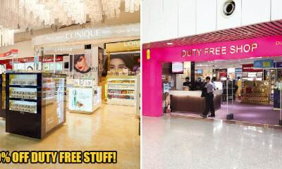 Here's How Malaysians Can Get 50% Off Their Duty-Free Shopping When They Travel This December! - World Of Buzz 6