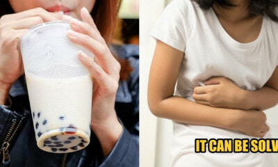 Here's Why You Need to Rush to The Toilet After Having Dairy Products Like Milk Tea - WORLD OF BUZZ 1