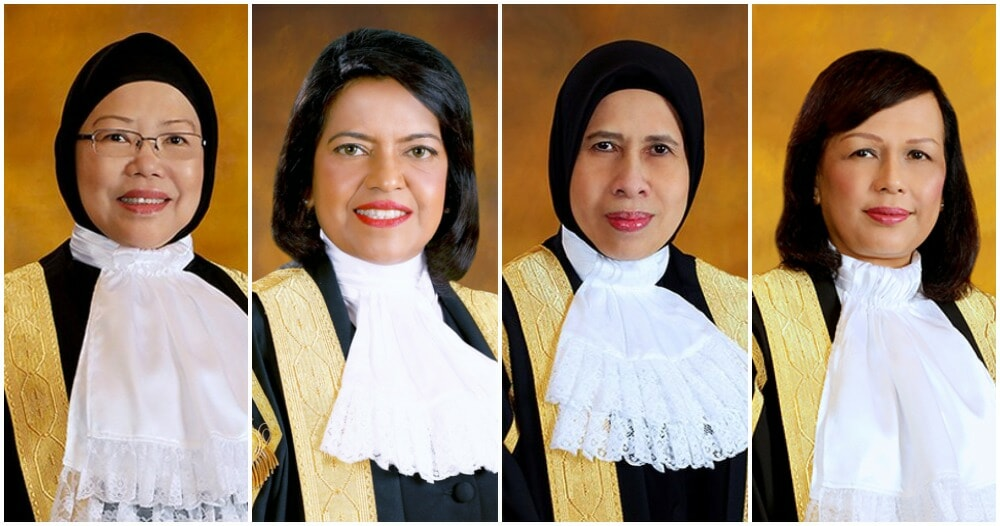 Historical Women Empowerment: 4 Female Judges To Be Promoted to Federal Court - WORLD OF BUZZ