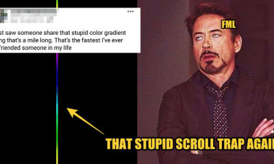 Just End 2019 Already: The Annoying Endless Colour Gradient Post Has Resurfaced on Facebook - WORLD OF BUZZ 4