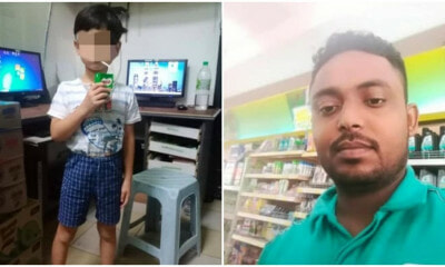 Kind M'sian Gas Station Worker Buys Crying Boy RM20 Worth Of Candy After Parents Accidentally Left Him - WORLD OF BUZZ