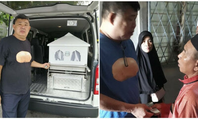 Kind M'sian Uncle Offers Help To Families Who Can't Afford Funerary Costs Regardless of Race - WORLD OF BUZZ 9