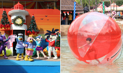 You Have to Check Out These 6 Fun-Filled Activities You & Your Family Can Enjoy at Sunway Lagoon This Christmas Sea-Sun! - WORLD OF BUZZ