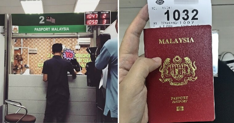 Local Teen Asked to Sing 'Negaraku' When Renewing Passport As Officers Suspect They Are Not M'sian - WORLD OF BUZZ 2