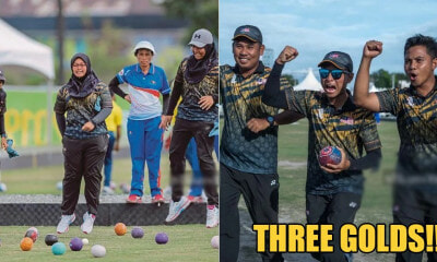 Malaysia Bowlers Won Three Gold Medals In SEA Games, Beating Brunei & Philippines - WORLD OF BUZZ 1