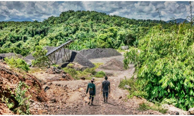 Malaysia's Last Hunter-Gatherers Under Threat Due To Toxic Runoff From Manganese Mines - WORLD OF BUZZ