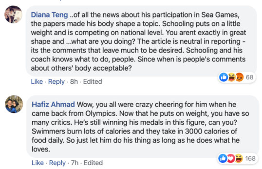 Media Pointed Out Joseph Schooling's Weight Gain at SEA Games, Netizens Defended Him - WORLD OF BUZZ 1
