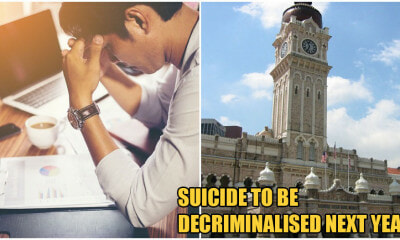 Minister: Suicide Likely To Be Decriminalised As Early As Mid 2020 - WORLD OF BUZZ 4