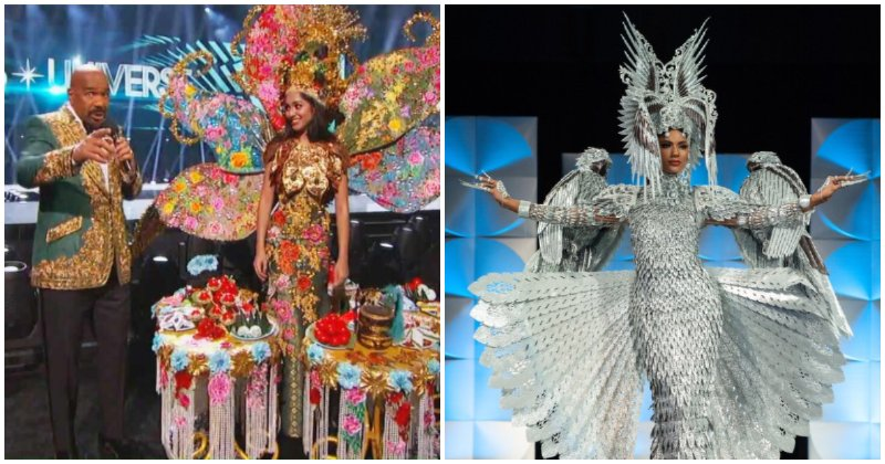 Miss Universe Officially Announces Miss Philippines As Rightful Winner of National Costume Contest - WORLD OF BUZZ