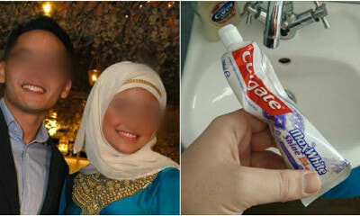 M'sian Couple Divorces As They Argue Over Where To Squeeze The Toothpaste From - WORLD OF BUZZ