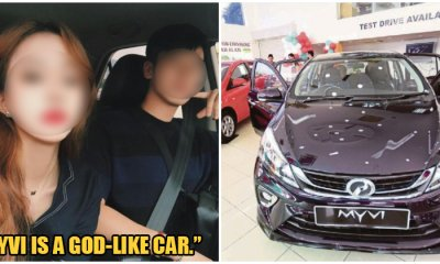 M'sian Girl Hints At BF To Buy a Myvi To Show Off To Her Friends, Gets Angry When He Buys a Bigger Car - WORLD OF BUZZ 1