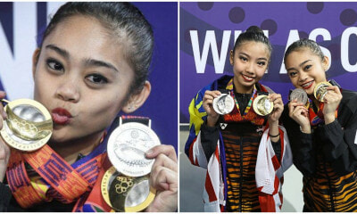 M'sian Gold Medal Winning Gymnast, Nur Izzah, Is Stripped - WORLD OF BUZZ